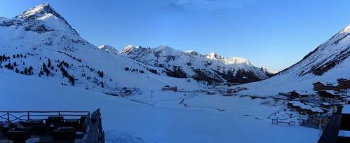 austria österreich mountain mountains berge alpen sonnenaufgang sunrise morgens früh earlymorning kühtai kuehtai cmreisen cmskireisen alps