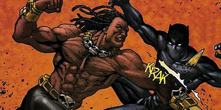 Killmonger-Black-Panther | by DReager100