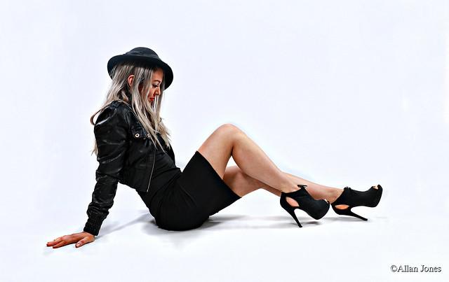 Model Tamsin Job