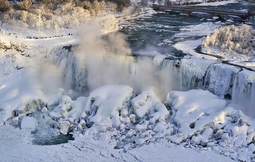Frozen Niagara | by rvtn