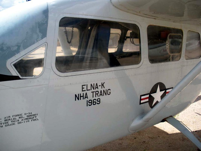 Cessna O-2A Skymaster 7