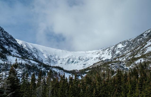 Tuckerman Ravine, Mount Washington, New Hampshire