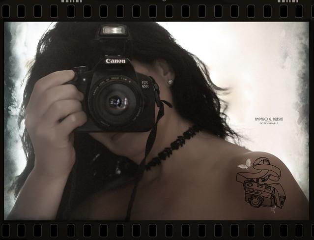 Mi cámara y yo - Amparo García Iglesias