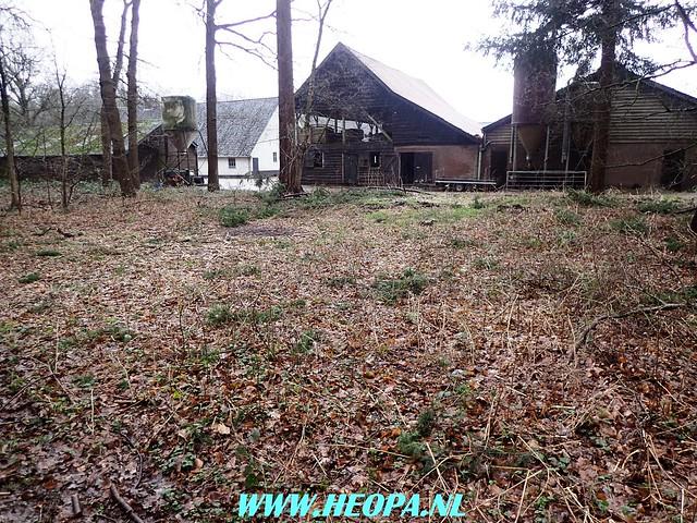 2018-01-31 Natuurtocht Soest  25 Km   (90)