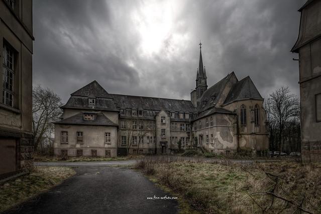 Dark Monastery