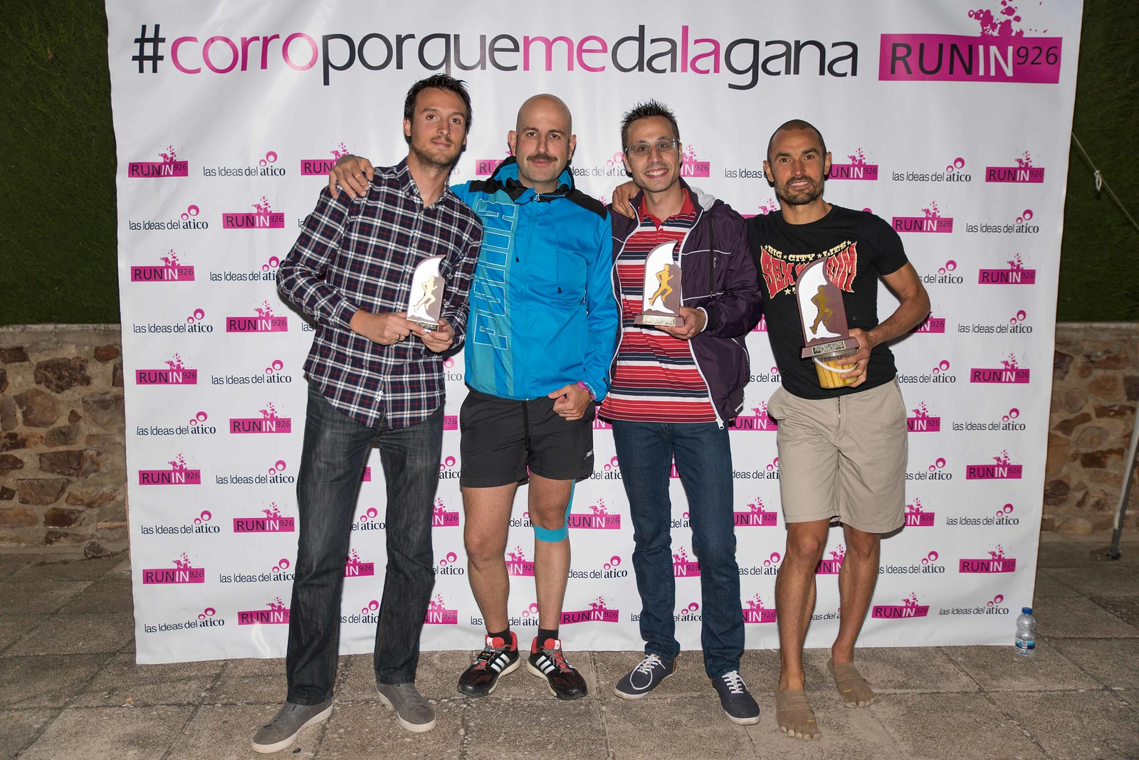 Carrera Nocturna de Piedrabuena 2016