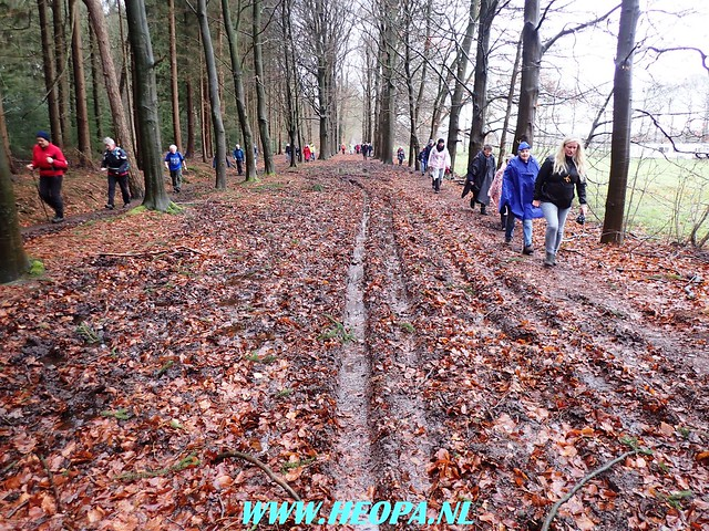 2018-01-31 Natuurtocht Soest  25 Km   (94)