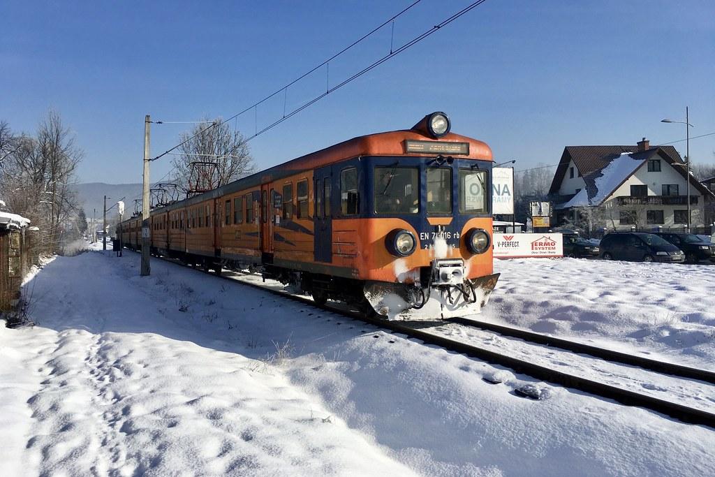 Pociąg do Zakopanego / Train to Zakopane