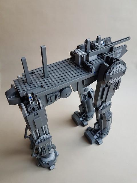 Lego Star Wars UCS AT-M6 07_02_2018