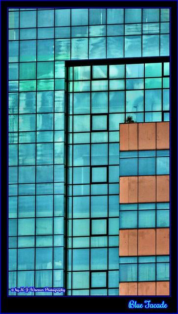 Blue Facade 02