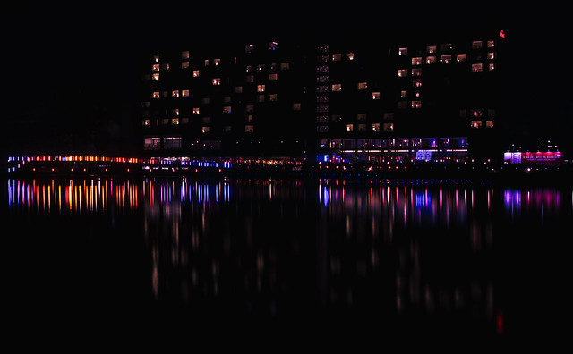 Kalvebod Brygge panorama