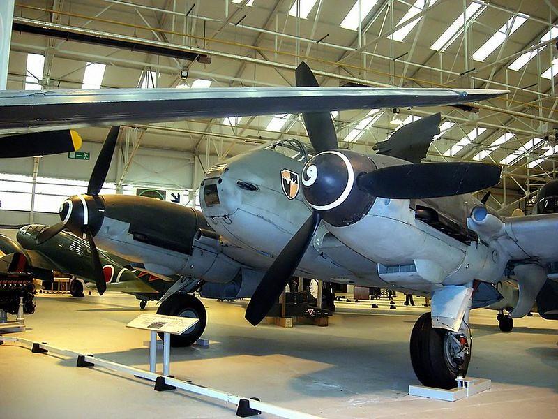 Messerschmitt Me 410 1