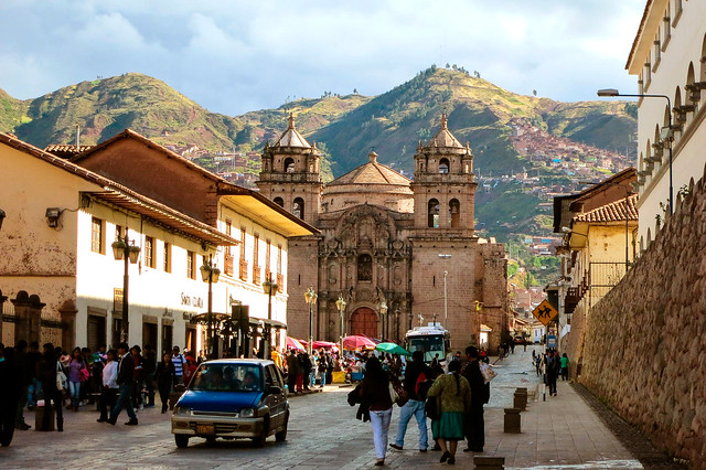is cusco safe