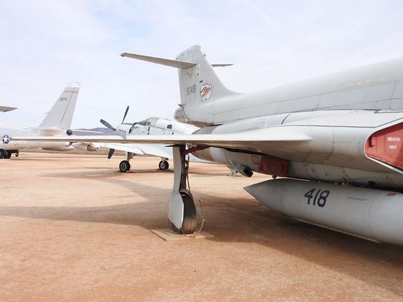 McDonnell F-101B Voodoo 5