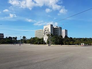 Plaza de la Revolución, La Habana, Cuba | by AmiCalmant