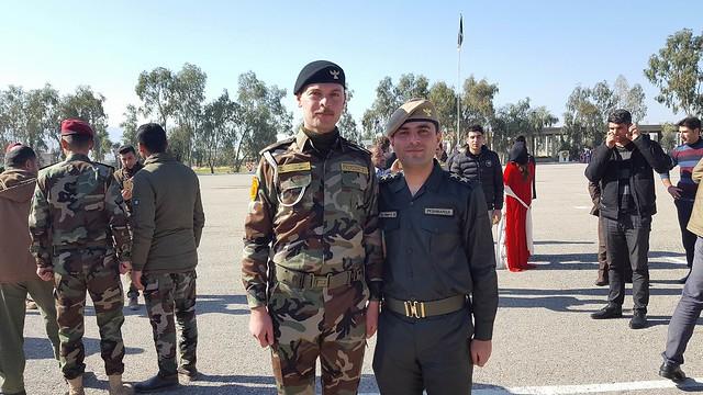 Kurdistan military academy