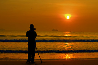 The Photographer | by Chandana Witharanage
