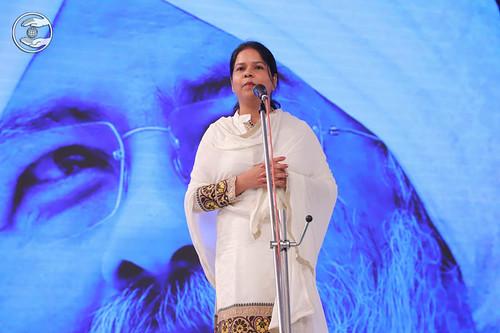 Rakeha Wadhwani from Aurangabad, expresses her views