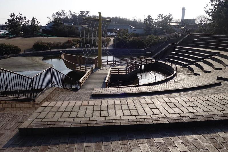 Hakusan from Ono Ohashi Bridge