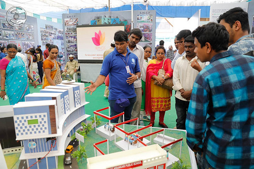 Exhibition of Sant Nirankari Charitable Foundation