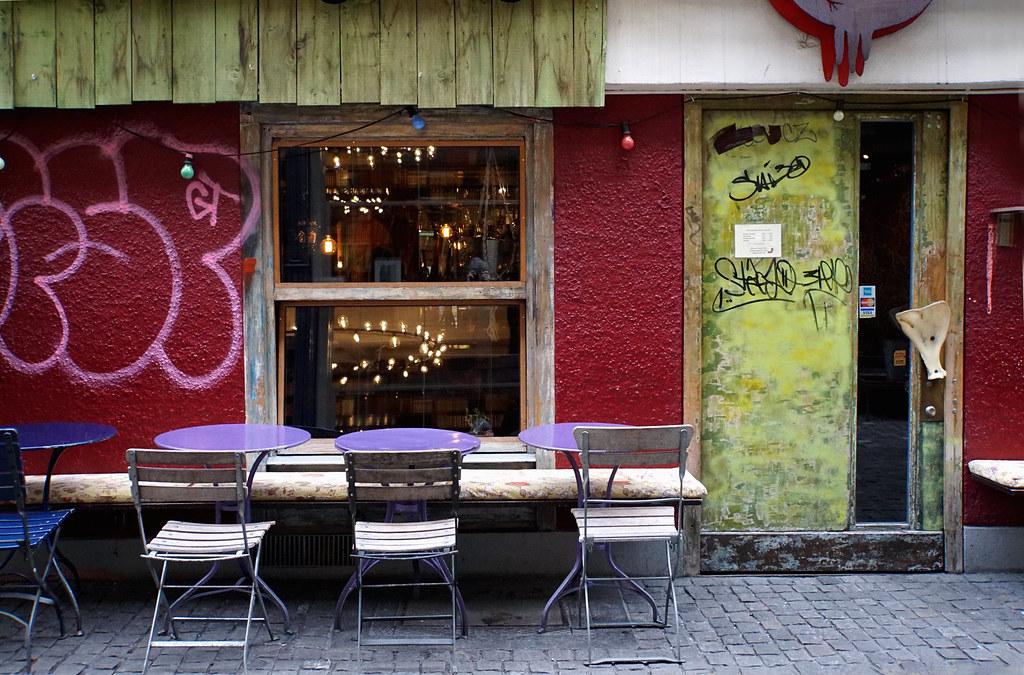 Bar im Niederdorf