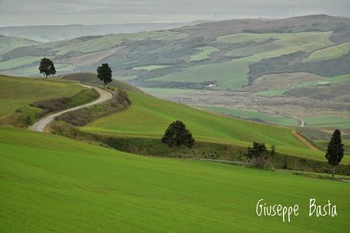 basilicata landscape green paesaggio flickr italy lucania