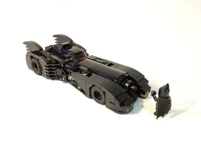 LEGO Michael Keaton Batmobile