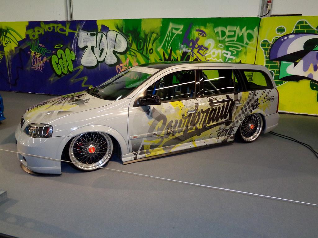 Opel Astra G Caravan Lars Stoberock Flickr