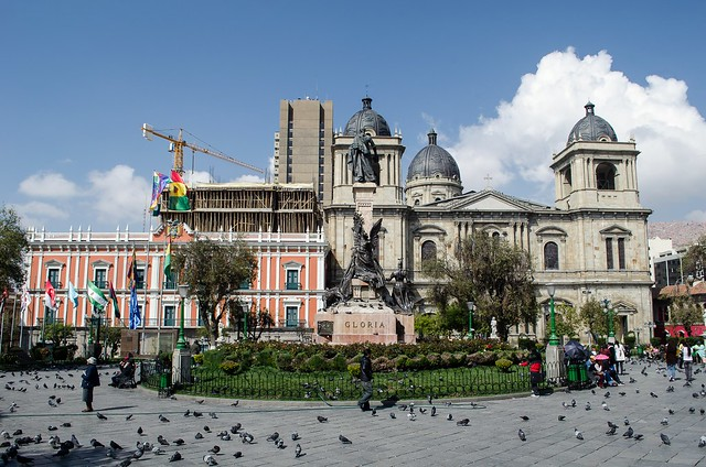 Plaza Murillo (2016)