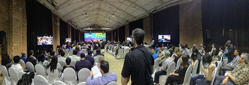 Global Voices Summit 2017:Day 1 Main Hall