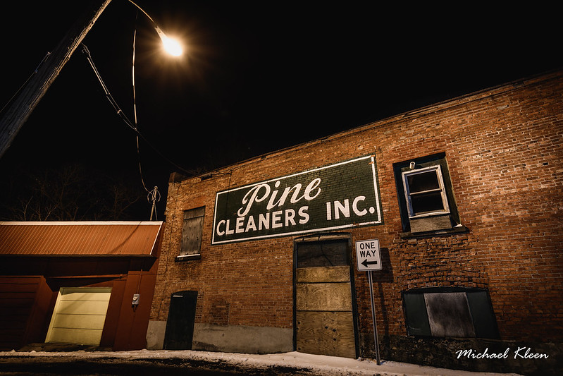 Pine Cleaners Inc.