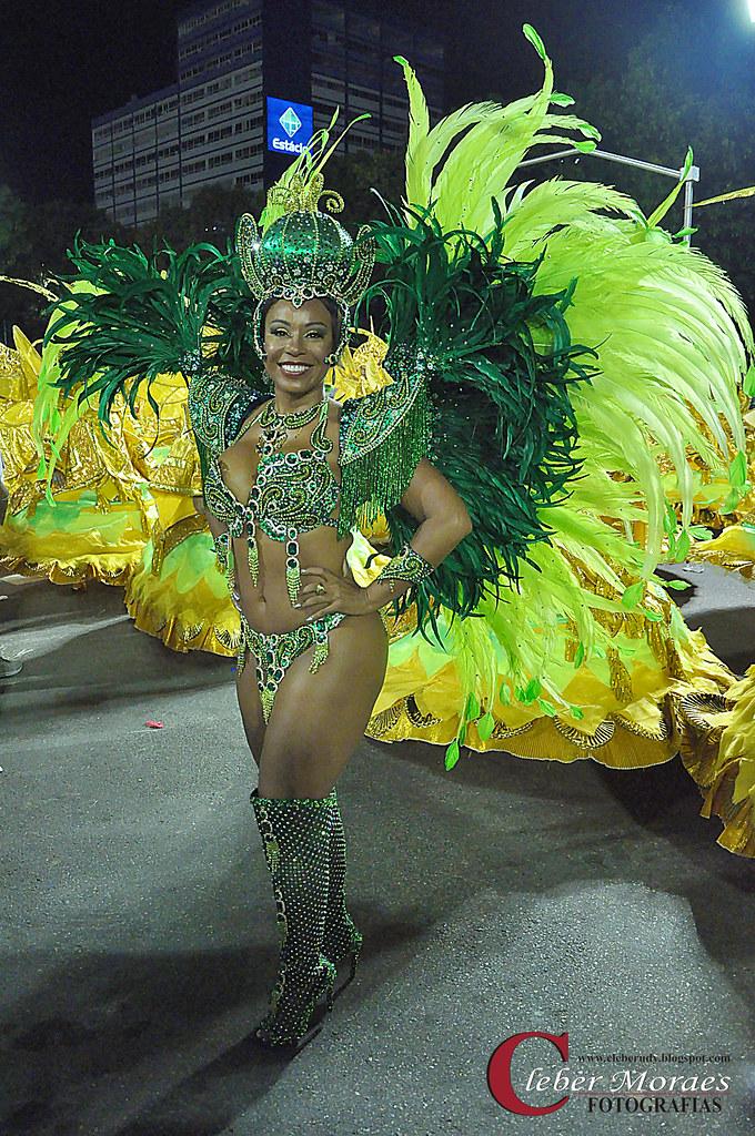 G. R. E. S. Império Serrano 3551 Carnaval 2018 - Rio de Janeiro - RJ - Brasil