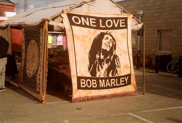 One Love, Bob Marley