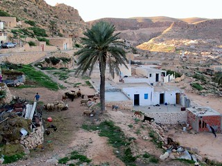 Berber Village of Toujane