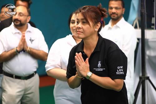 Chiropractic Doctors seeking blessings