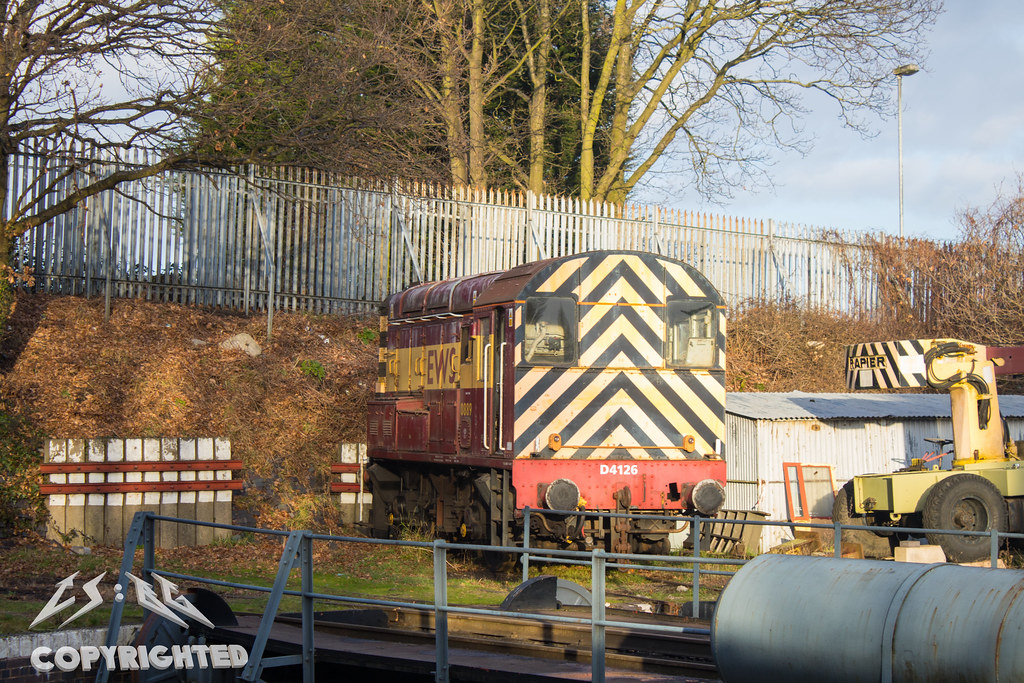 The Quot Christmas Tree Quot Kidderminster Svr Tmd Stored As
