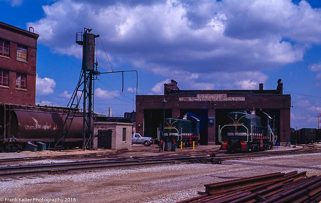 MRS St Louis Engine House
