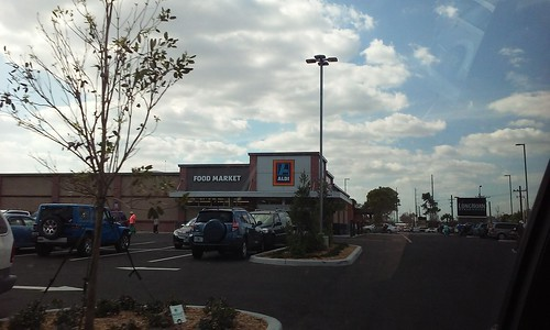 aldi supermarket grocery store portcharlotte fl florida