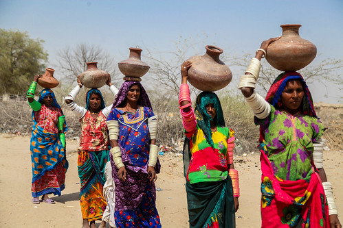 Pakistan: life in the grip of drought in the Thar Desert