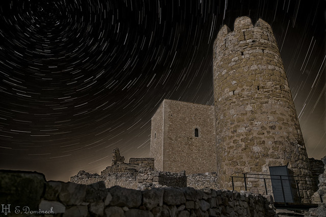 El tunel del temps, castells medievals