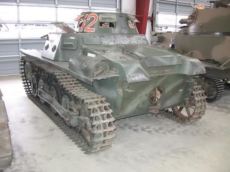 Pz.Kpfw.I-Ausf.A 1