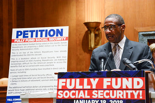 Stand Up for Social Security Petition Press Conference | Flickr