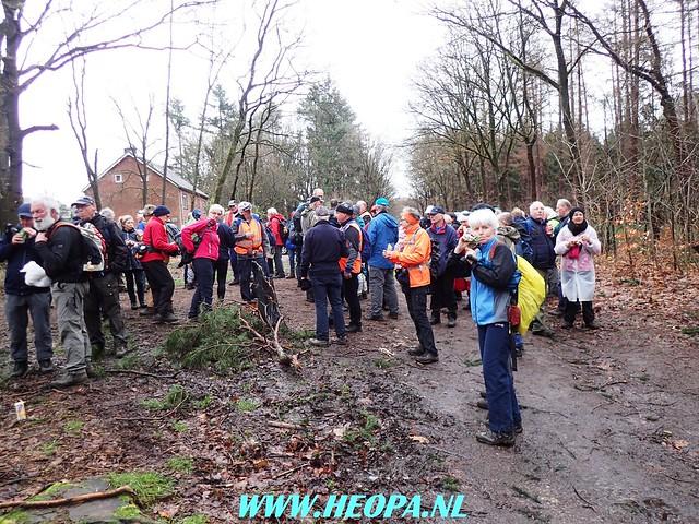 2018-01-31 Natuurtocht Soest  25 Km   (72)