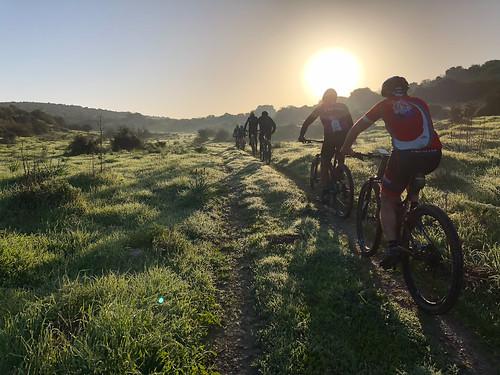 365 365project urini2018365 shotoniphone cycling mtb sunrise