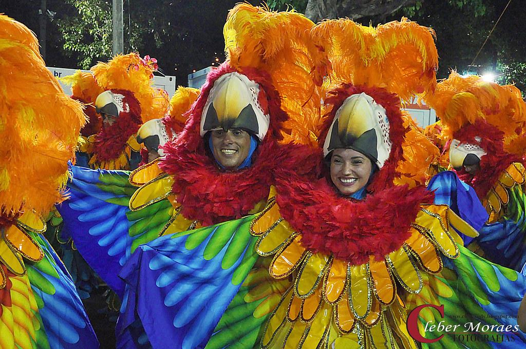 G. R. E. S. São Clemente 3695 Carnaval 2018 - Rio de Janeiro - RJ - Brasil