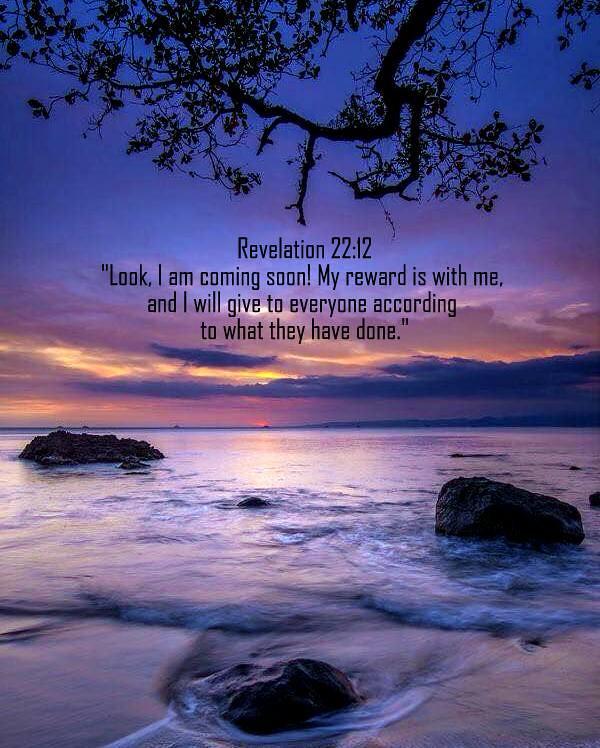 Revelation 22:12 niv | Bob Smerecki | Flickr