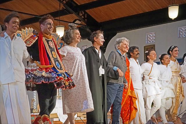 Une chambre en Inde (Théâtre du soleil, Paris)