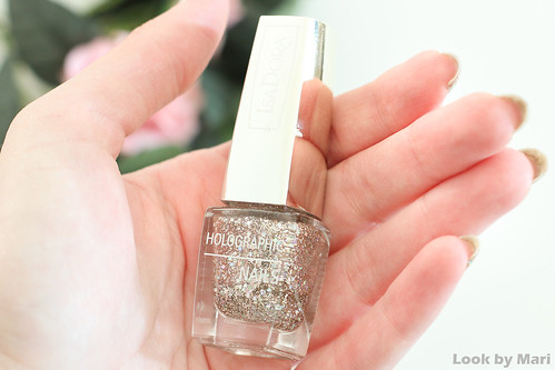 3 isadora holographic nails 872 jet setter review | by lookbymari