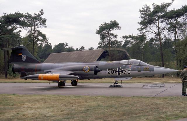 F-104G JBG31