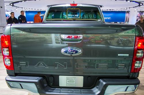 NAIAS 2019 Ford Ranger, All-New Ranger Photo